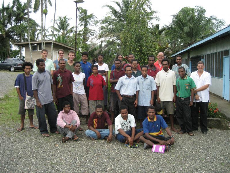 Groups AB PSA tutors